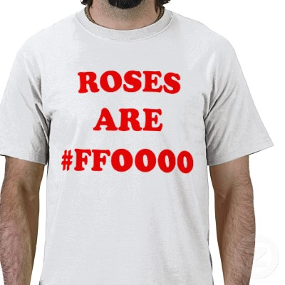 Roses Are #FF0000