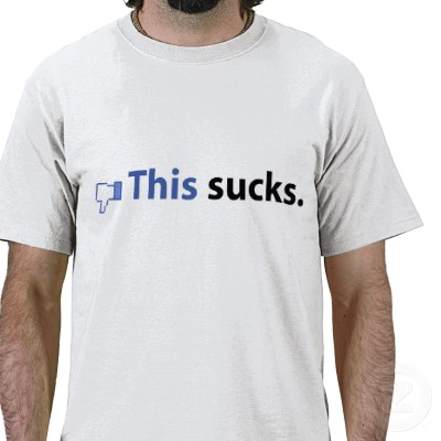 This Sucks T-shirt